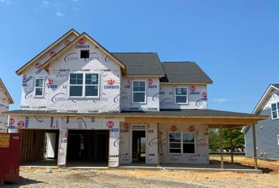257 Wildlife Parkway, Clayton, NC 27527 New Home for Sale
