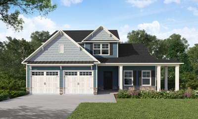6824 Arlington Oaks Trail, Raleigh, NC 27603 New Home for Sale