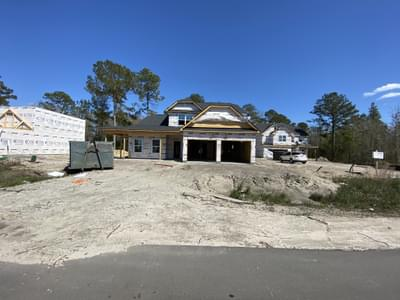 121 Evergreen Forest Drive, Sneads Ferry, NC 28460 New Home for Sale