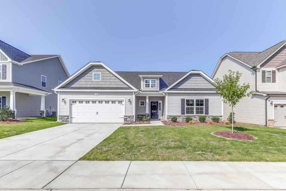 2,432sf New Home in Clayton, NC Similar Home