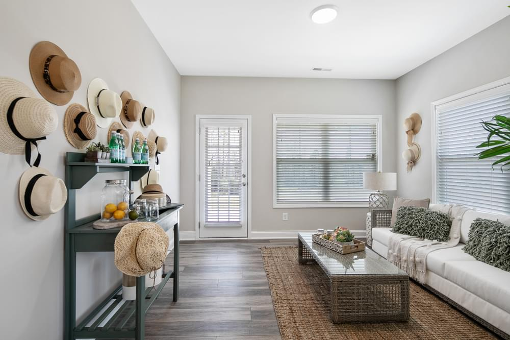 Brookwood New Homes in Carthage, NC Caviness & Cates Communities