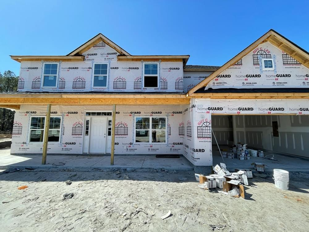 2,921sf New Home in Sneads Ferry, NC Caviness & Cates Communities