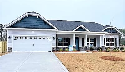 202 Forest View Drive, Sneads Ferry, NC 28460 New Home for Sale