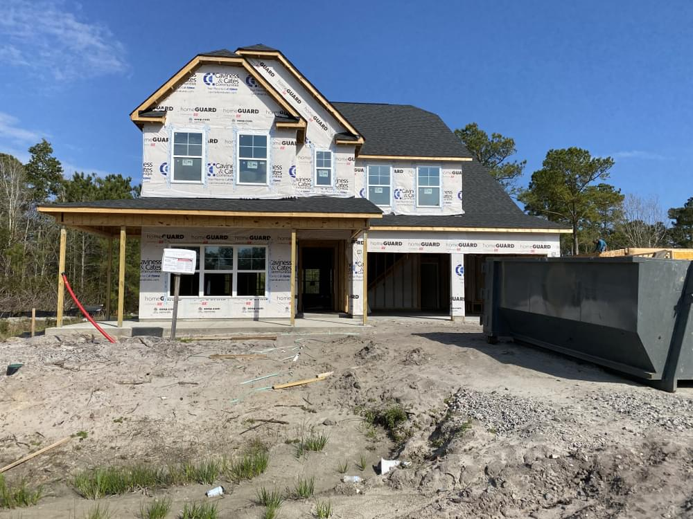 3/31/2021. Sneads Ferry, NC New Home 3/31/2021