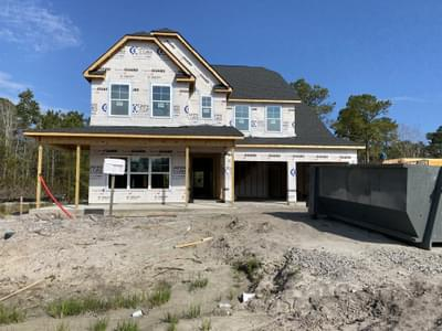 127 Evergreen Forest Drive, Sneads Ferry, NC 28460 New Home for Sale