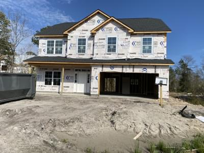 125 Evergreen Forest Drive, Sneads Ferry, NC 28460 New Home for Sale