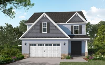 223 Admiral Court, Sneads Ferry, NC 28460 New Home for Sale