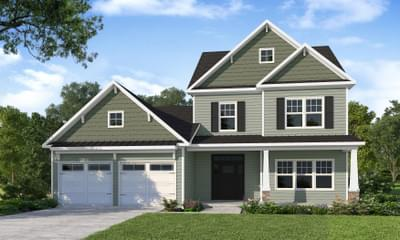 144 E Houndstoothe Court, Clayton, NC 27520 New Home for Sale