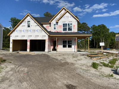 129 Evergreen Forest Drive, Sneads Ferry, NC 28460 New Home for Sale