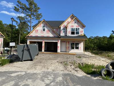 304 Sumac Court, Sneads Ferry, NC 28460 New Home for Sale