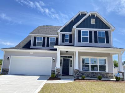 2737 Brittia Lane, Winterville, NC 28590 New Home for Sale