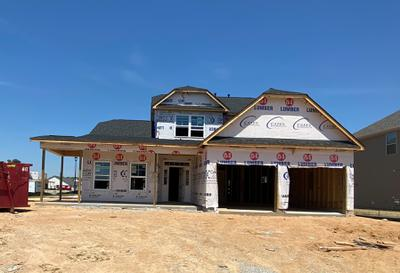 530 National Drive, Clayton, NC 27527 New Home for Sale