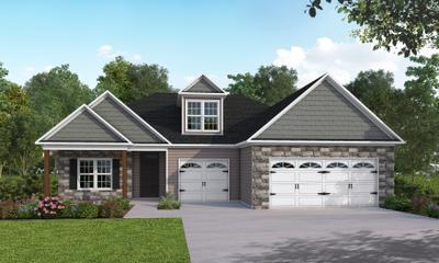 The Newton New Home in Carthage NC