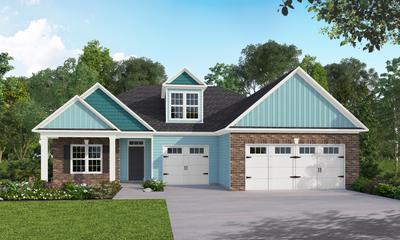 525 Pondpine Lane, Carthage, NC 28327 New Home for Sale