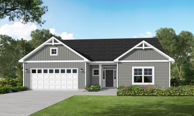 520 Flip Flop Lane, Grimesland, NC 27837 New Home for Sale
