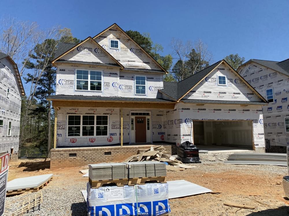 Home 4/12/21. 408 Ingram Ridge Court, Knightdale, NC Home 4/12/21