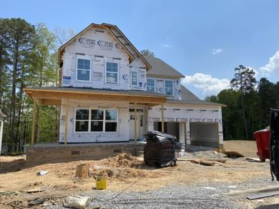 404 Ingram Ridge Court, Knightdale, NC 27545 New Home for Sale