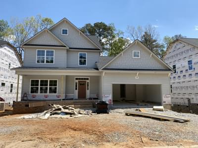 408 Ingram Ridge Court, Knightdale, NC 27545 New Home for Sale