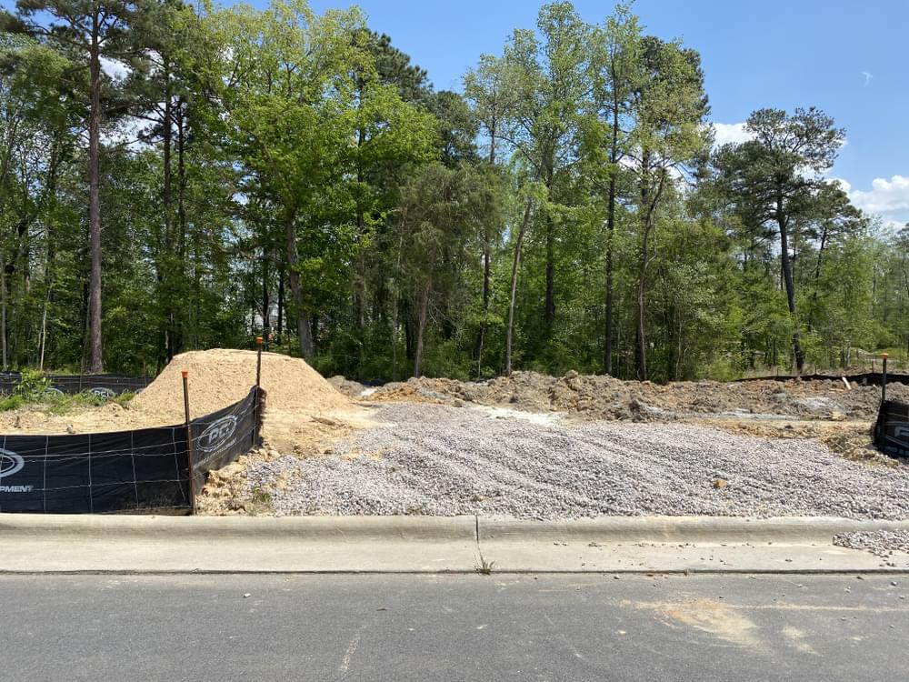 4/21/21. 3,156sf New Home in Knightdale, NC 4/21/21