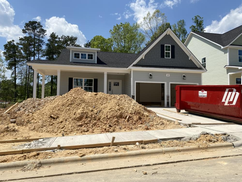 4/21/21. 509 Glenmere Drive, Knightdale, NC 4/21/21