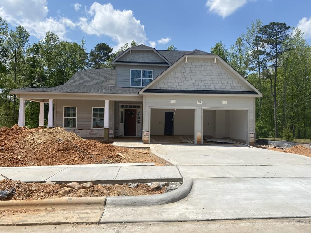 4br New Home in Knightdale, NC 4/21/21