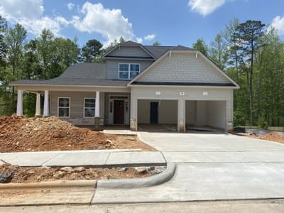 521 Glenmere Drive, Knightdale, NC 27545 New Home for Sale