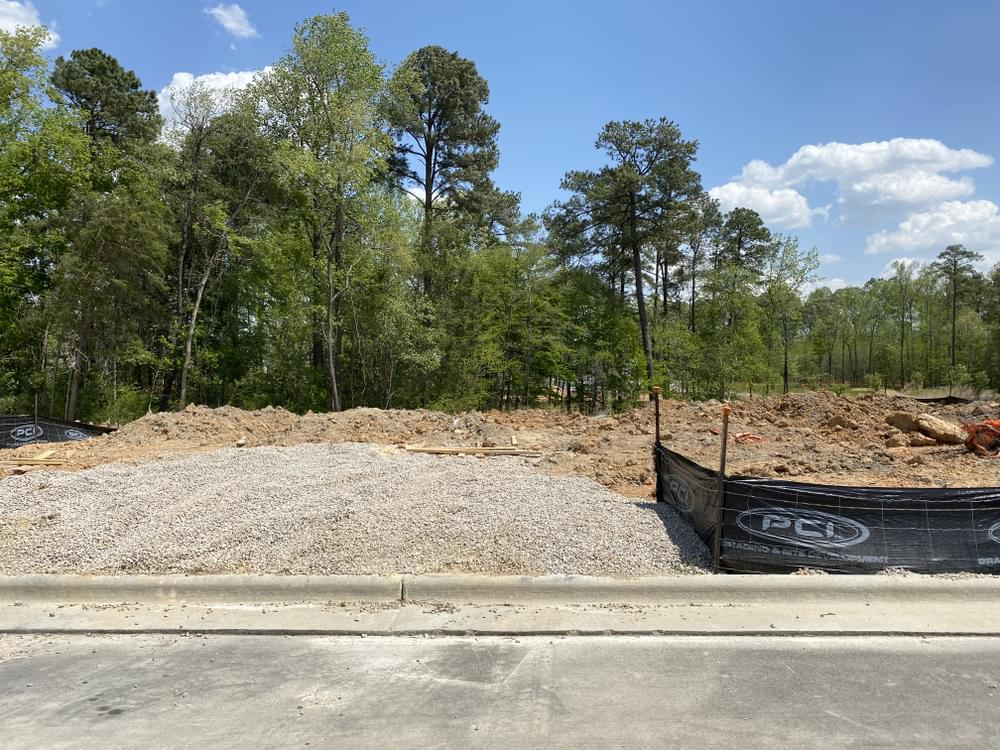 4/21/21. 2,877sf New Home in Knightdale, NC 4/21/21