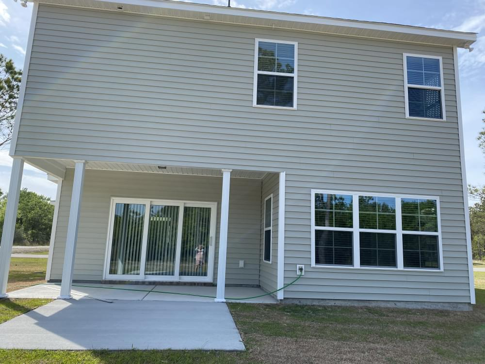 151 Evergreen Forest Court, Sneads Ferry, NC Caviness & Cates Communities