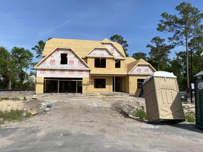 306 Sumac Court, Sneads Ferry, NC 28460 New Home for Sale