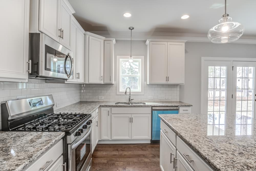 Brunswick New Home in Wendell, NC Caviness & Cates Communities