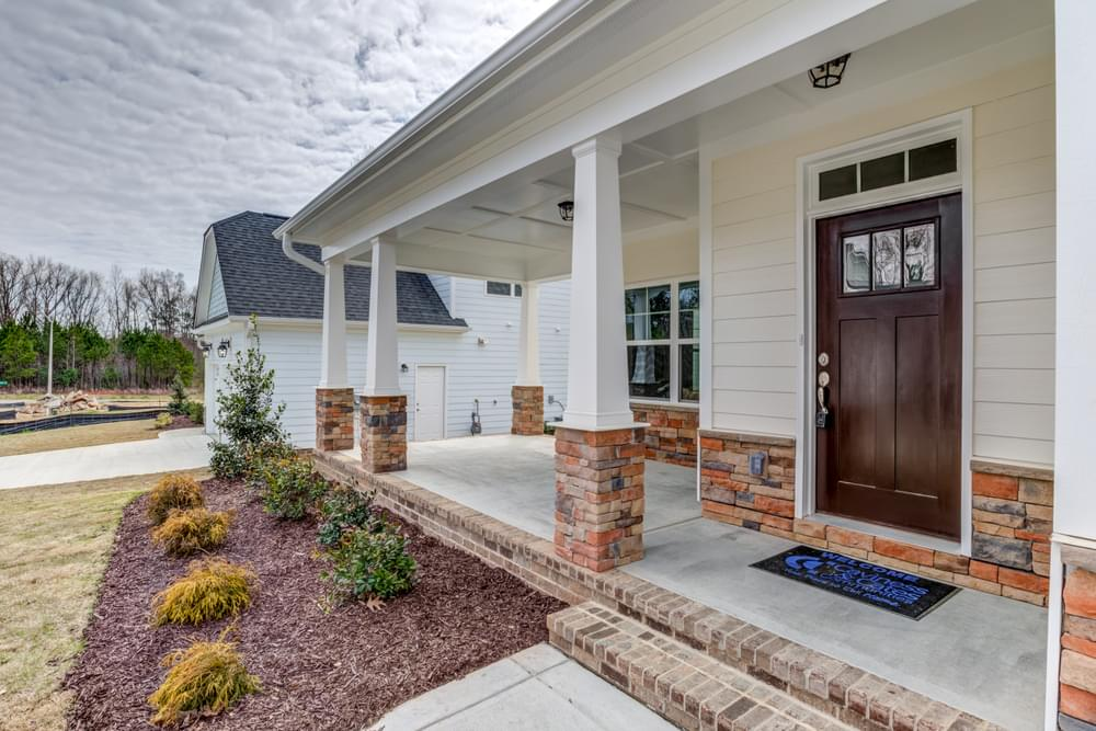 2,355sf New Home in Wendell, NC Caviness & Cates Communities