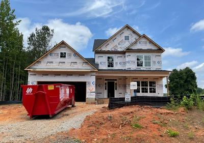 8309 Dolce Drive, Wake Forest, NC 27587 New Home for Sale