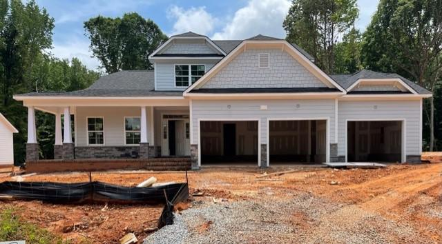 Home in siding 6/10/21. 4br New Home in Wake Forest, NC Home in siding 6/10/21