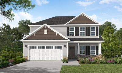 3002 Dearing Court, Winterville, NC 28590 New Home for Sale