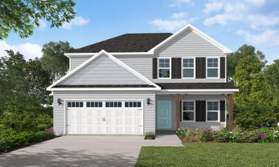 105 Hanover Court, Clayton, NC 27527 New Home for Sale
