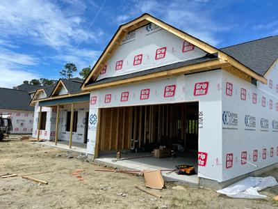 927 Habersham Avenue, Rocky Point, NC 28457 New Home for Sale