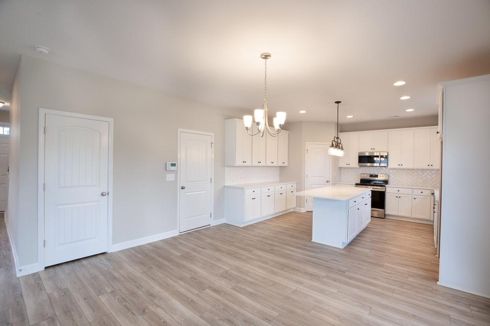 Drayton New Home in Youngsville, NC Caviness & Cates Communities