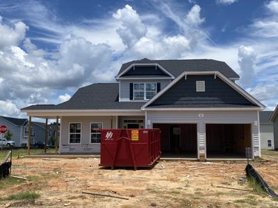 61 Kingsly Drive, Clayton, NC 27527 New Home for Sale