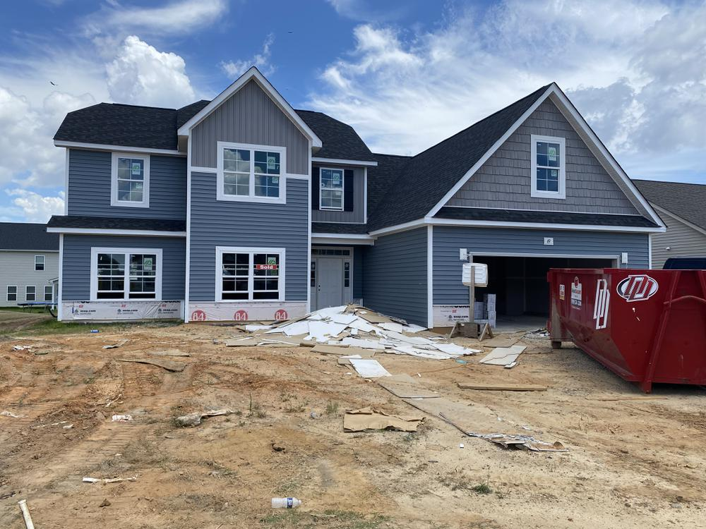 Home on 6/30/2021. 2,972sf New Home in Clayton, NC Home on 6/30/2021
