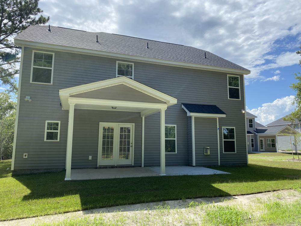 2,355sf New Home in Sneads Ferry, NC Caviness & Cates Communities