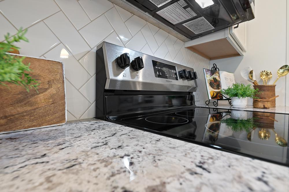 The Mojito Townhome Kitchen. The Mojito Townhome Kitchen