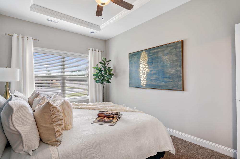 The Mojito Townhome Master Bedroom. The Mojito Townhome Master Bedroom