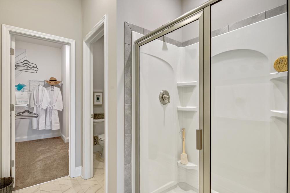 The Mojito Townhome Master Bathroom. The Mojito Townhome Master Bathroom