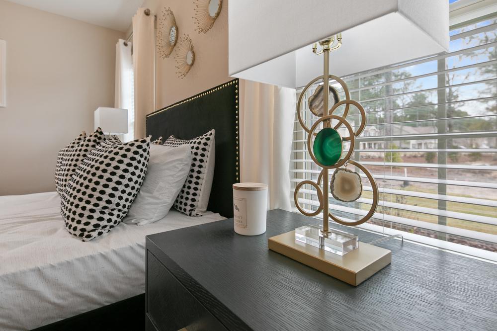 The Royal Oak Model Master Bedroom. The Royal Oak Model Master Bedroom