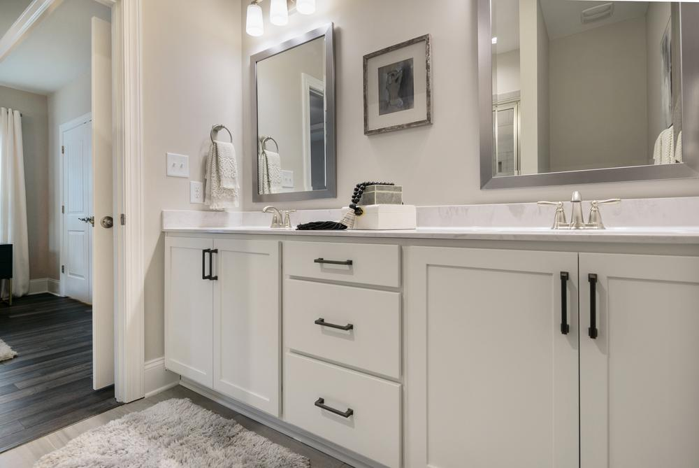 The Royal Oak Townhome Master Bathroom. The Royal Oak Townhome Master Bathroom