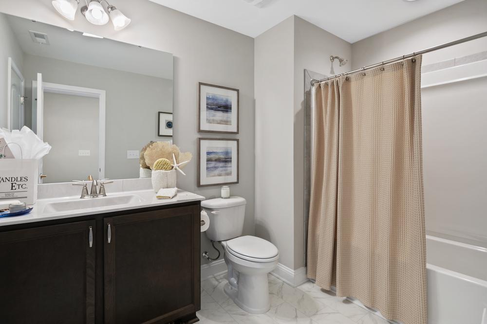 The Mojito Townhome Bathroom. The Mojito Townhome Bathroom