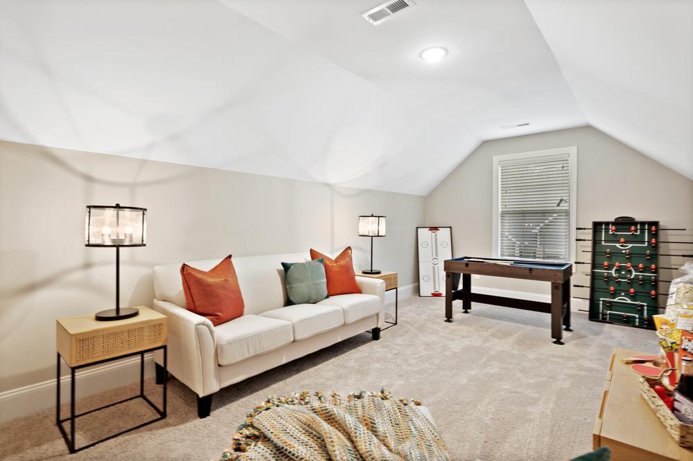 The Royal Oak Townhome Model Bonus Room. The Royal Oak Townhome Model Bonus Room
