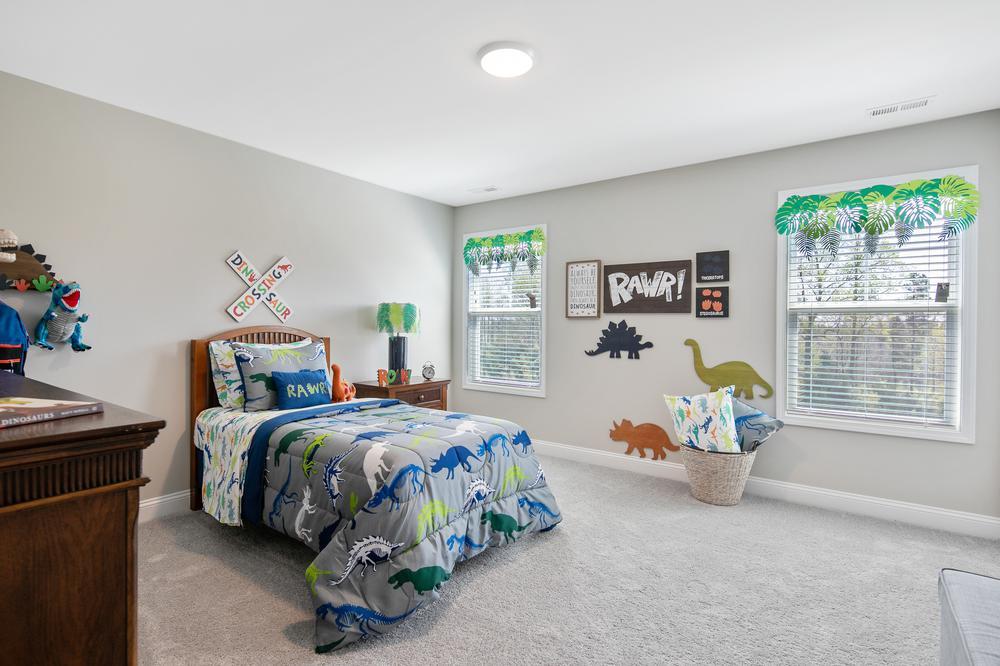 The Granville Model Bedroom. The Granville Model Bedroom