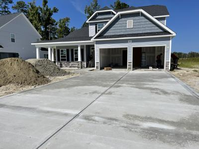 909 Habersham Avenue, Rocky Point, NC 28457 New Home for Sale