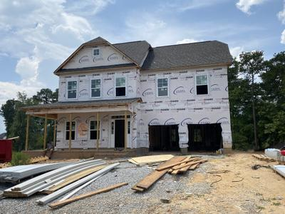 505 Glenmere Drive, Knightdale, NC 27545 New Home for Sale